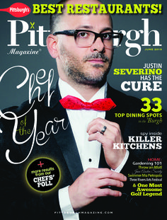 Pittsburg Magazine