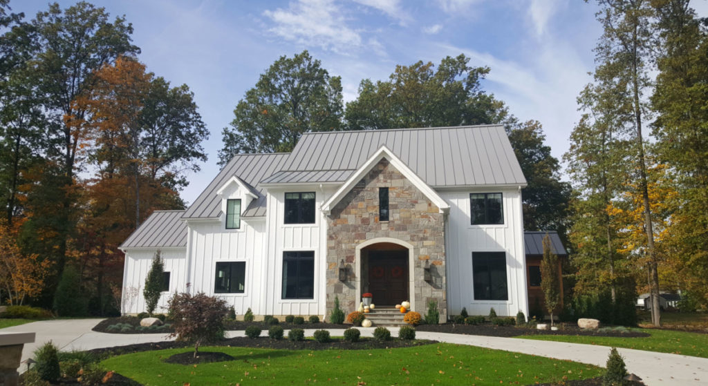 Parklyn Modern Farmhouse Schill Architecture